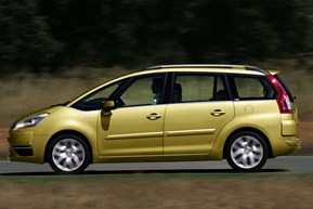 COMFORT PK 3A5GZT/1S C4 PICASSO